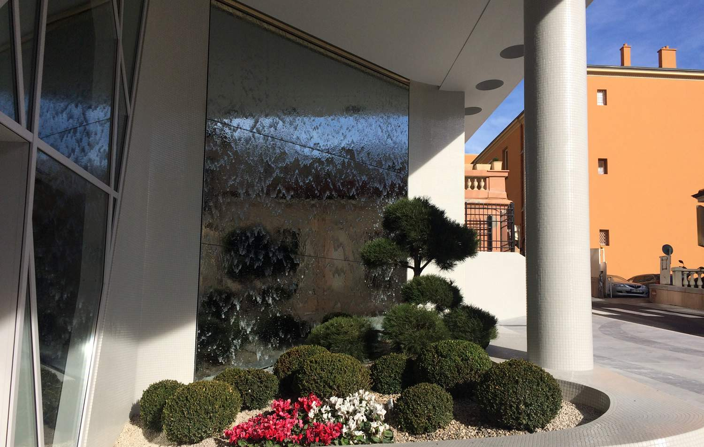 Realiser Un Mur D Eau Exterieur murs d'eau et aquariums standard et sur mesure